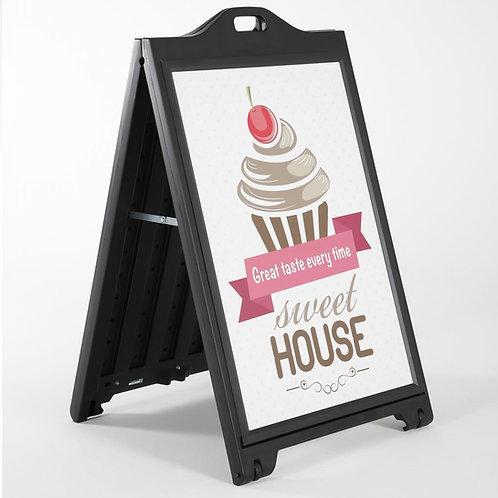 PosterPro Outdoor and Indoor Sign