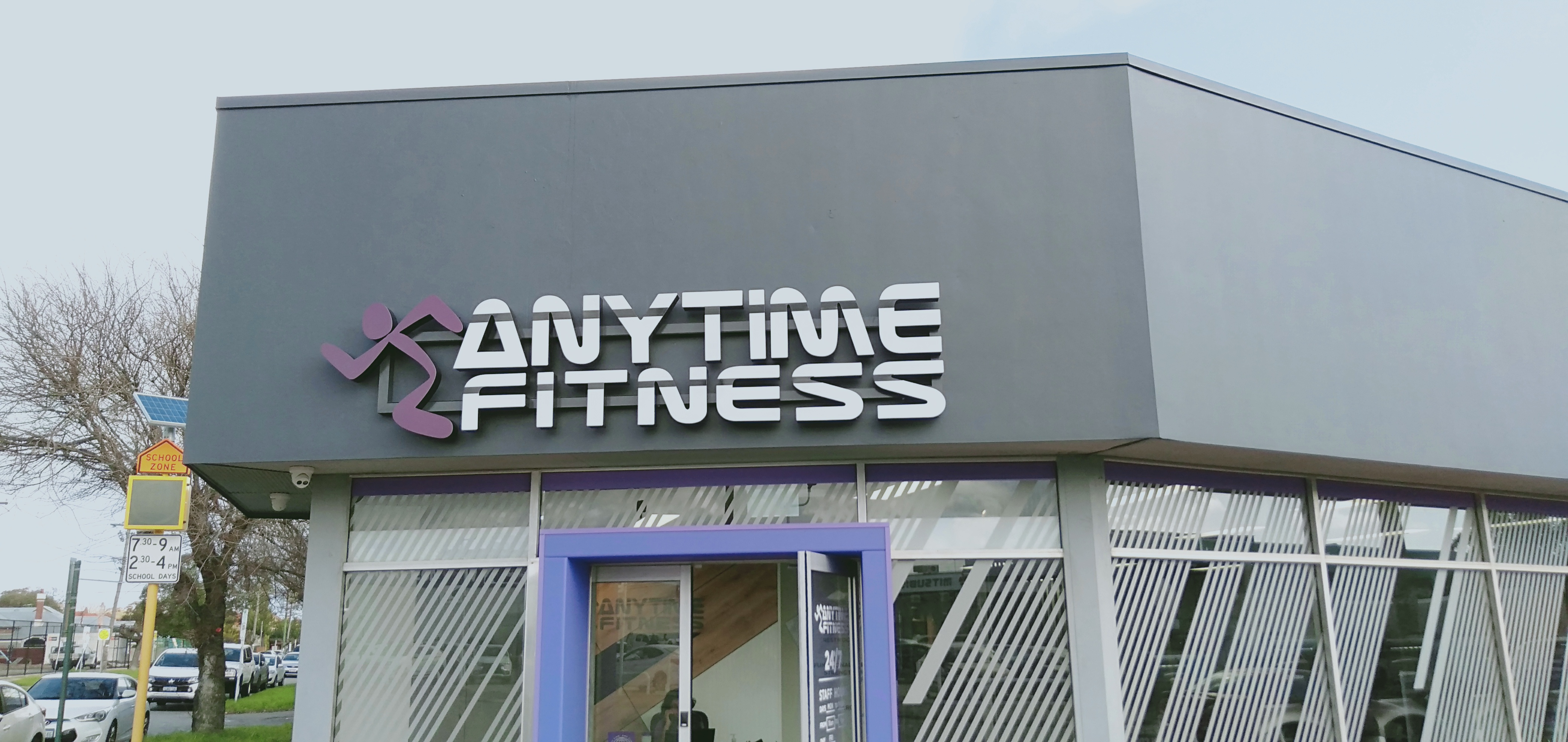 Polycarbonate signs in WA | Vibe Signs