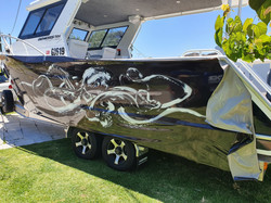 Boat Graphics and Wraps 3 | Vibe Signs