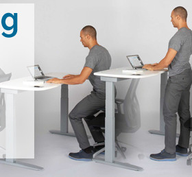 Standing Desks - The Ups and Downs