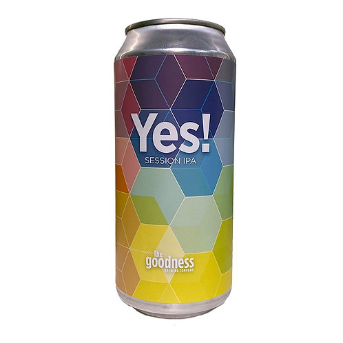 Yes! Session IPA