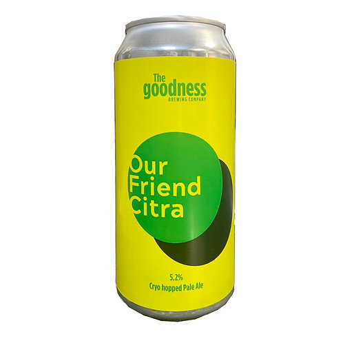 Our Friend Citra - Cryo Hopped Pale Ale
