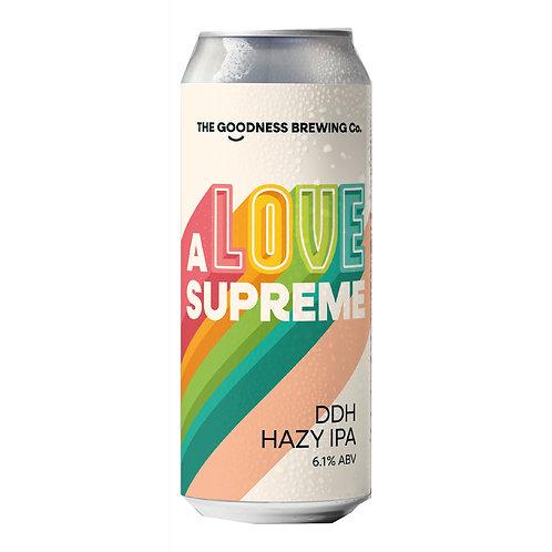 A Love Supreme - Hazy IPA 12 Pack