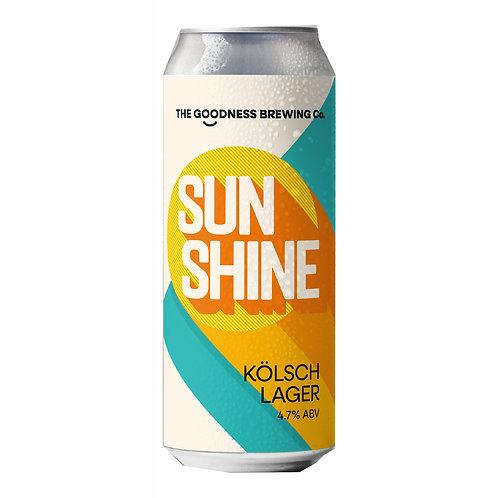 Sunshine Kölsch Style Lager 12 pack