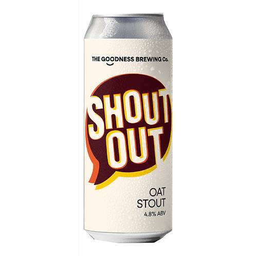 Shout Out - Oat Stout 12 pack