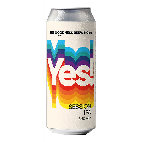 Yes! Session IPA 12 pack