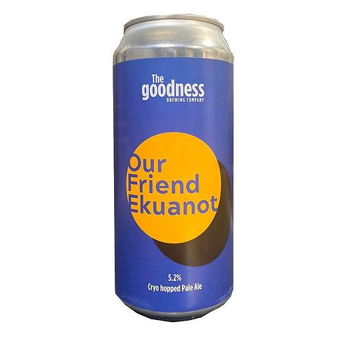 Our Friend Ekuanot - Cryo Hopped Pale Ale