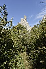Guet sarrazin de La Rochette
