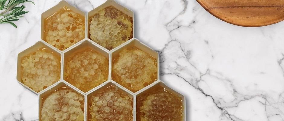 Miel en brèche français & son pressoir