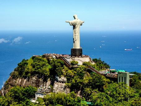 Nossas férias no Rio