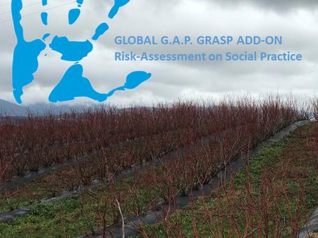 Nova certificação da Beiraberry: GRASP