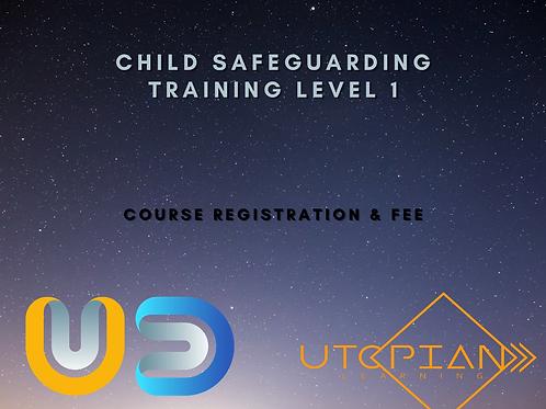 Unite Children Safeguarding Level 1 Registration & Fee