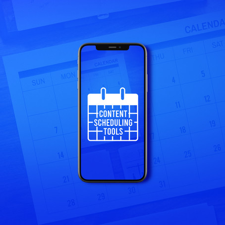 Top 4 Content Scheduling Tools for 2021