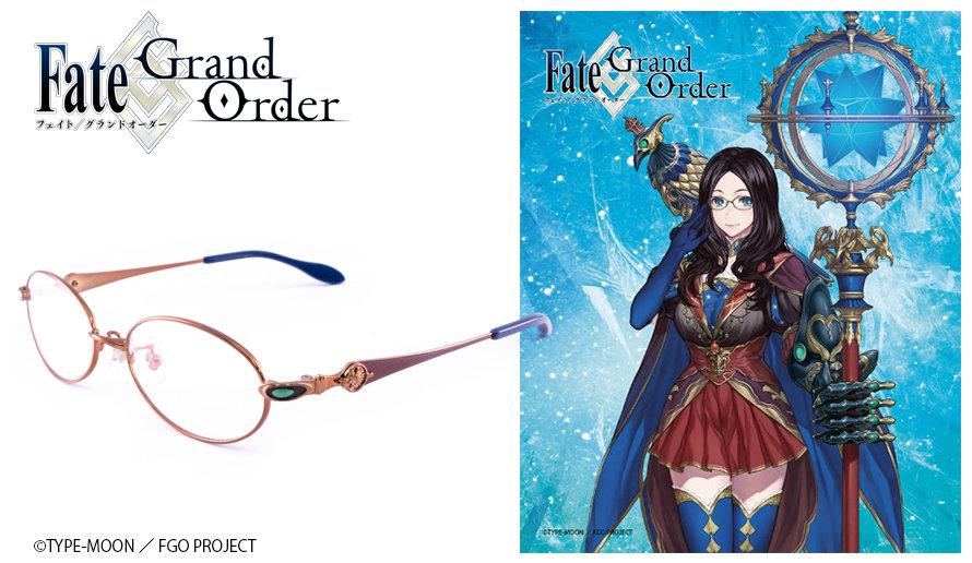 Fate Grand/Order 眼鏡系列 ダ・ヴィンチ造型光學眼鏡 送1.56不反光度數鏡片