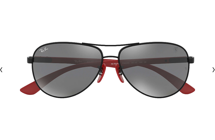 Ray-Ban X Scuderia Ferrari Limited Collection RB8313M F0096G 太陽眼鏡