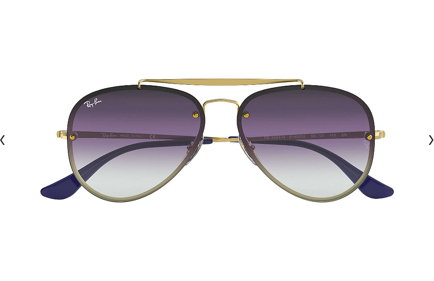 Ray-Ban Blaze Collection RB3584N 91400U 太陽眼鏡