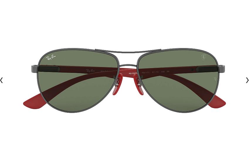 Ray-Ban X Scuderia Ferrari Limited Collection RB8313M F00171太陽眼鏡