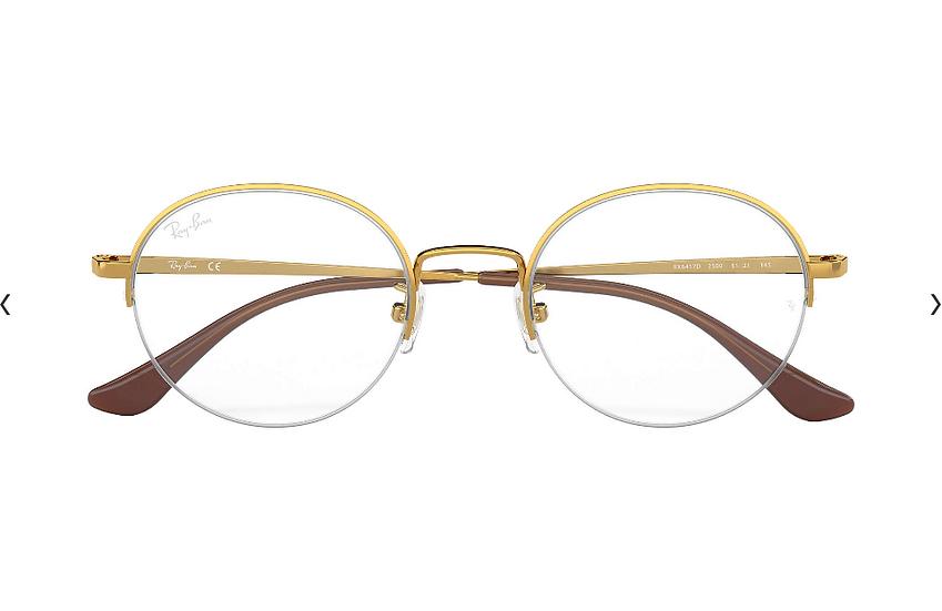 Ray-Ban RB6417D 光學眼鏡 (4色可選)
