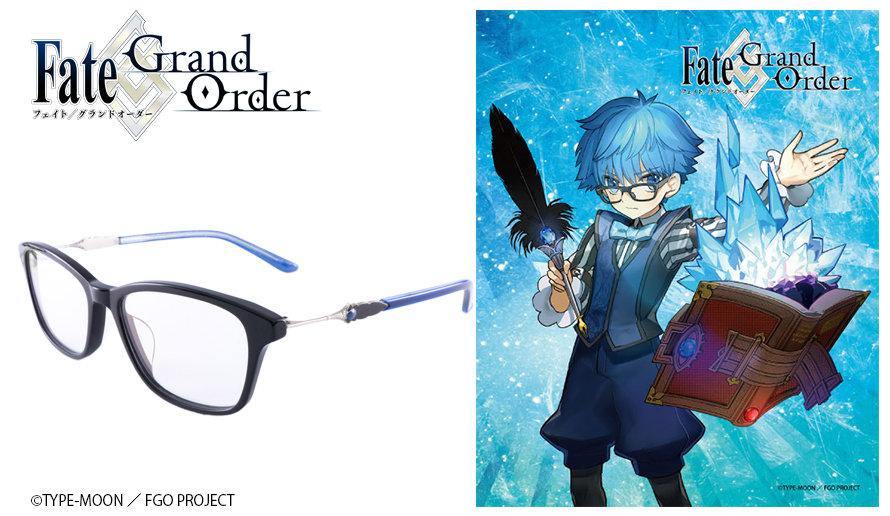 Fate Grand/Order 眼鏡系列 アンデルセン造型光學眼鏡 送1.56不反光度數鏡片
