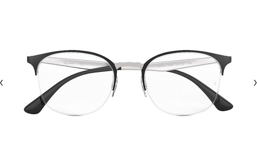 Ray-Ban RB6422 光學眼鏡 (5色可選)