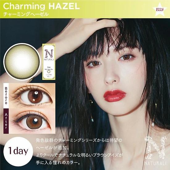 Naturali 1-Day 魅力褐 Charming Hazel