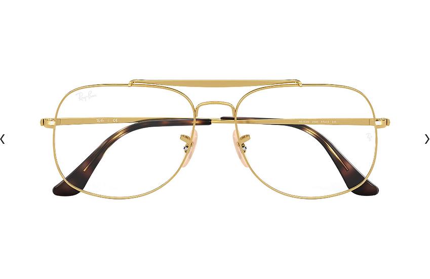 Ray-Ban RB6389 General Optics 光學眼鏡 (7色可選)