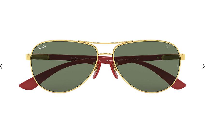 Ray-Ban X Scuderia Ferrari Limited Collection RB8313M F00871太陽眼鏡