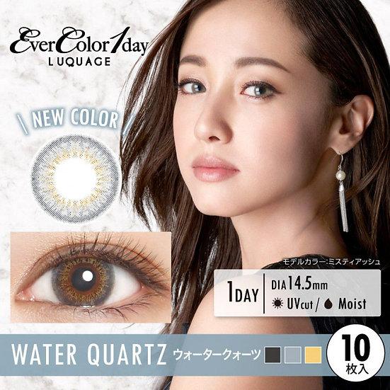 EverColor 1 Day Luquage Water Quart 10片裝/30片裝