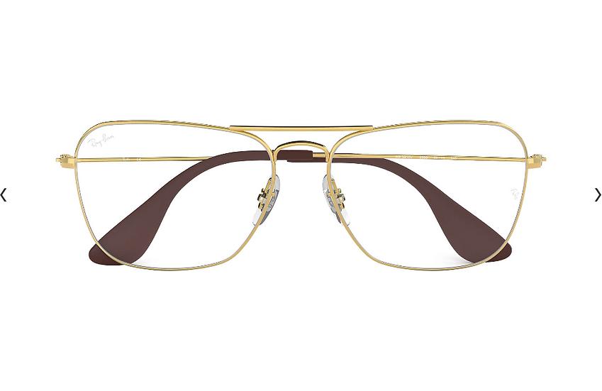 Ray-Ban RB3610V 金屬光學眼鏡 (4色可選)