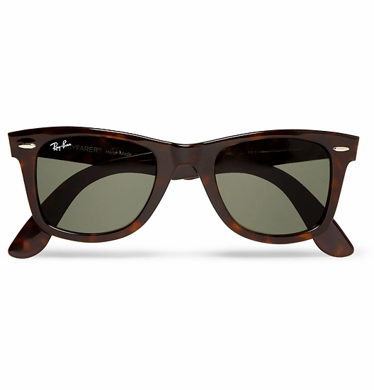Ray-Ban RB2140F 902 玳瑁啡色墨綠色鏡片 Original Wayfarer Classic Low Bridge Fit