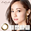 Thumbnail: EverColor 1 Day Natural Champagne Brown 20片裝