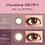 Thumbnail: Naturali 1 day UV Moist 抗UV超水潤日拋 Charming Brwon 魅力棕 (14.0 / 14.5mm)