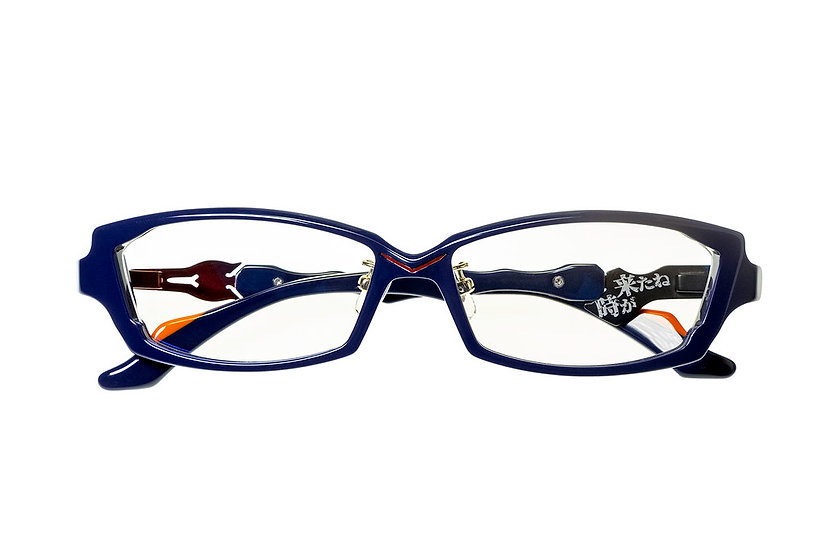Evangelion 新世紀福音戰士 Mark.06 造型光學眼鏡 送1.56不反光度數鏡片
