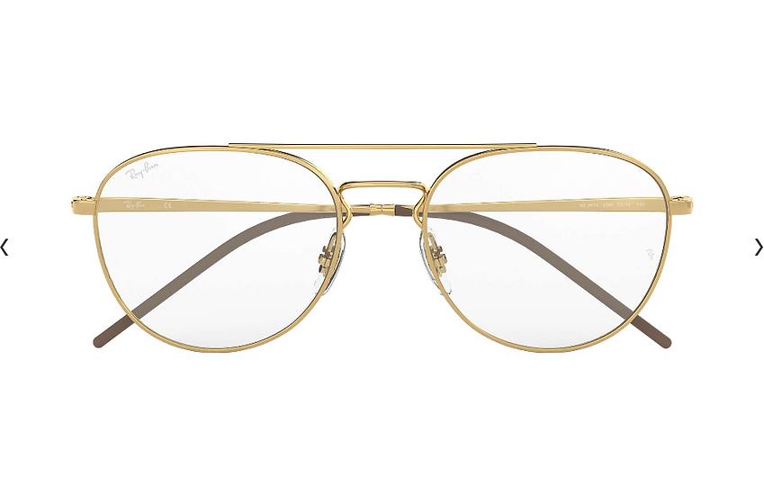 Ray-Ban RB6414 金屬光學眼鏡 (4色可選)
