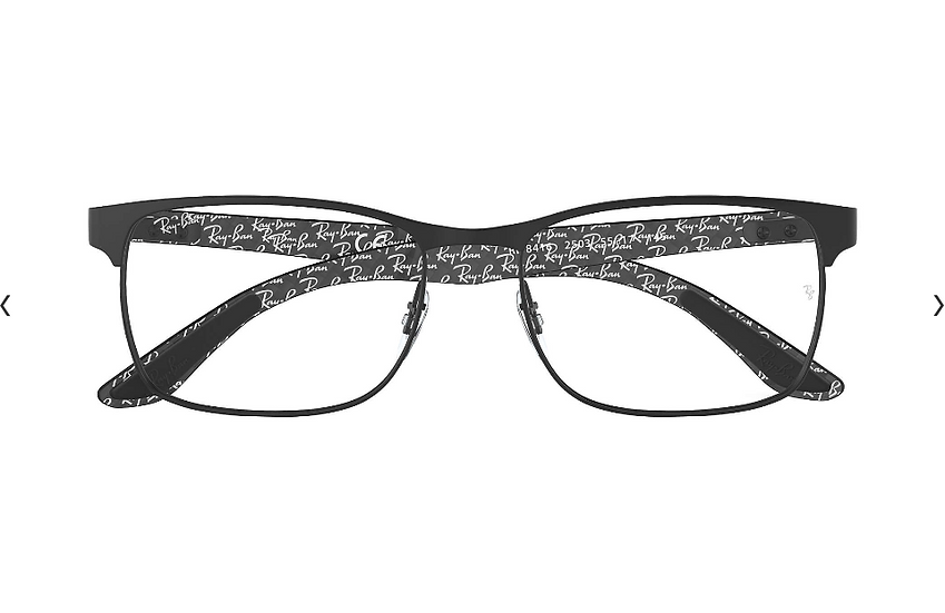Ray-Ban RB8416 光學眼鏡 (2色可選)