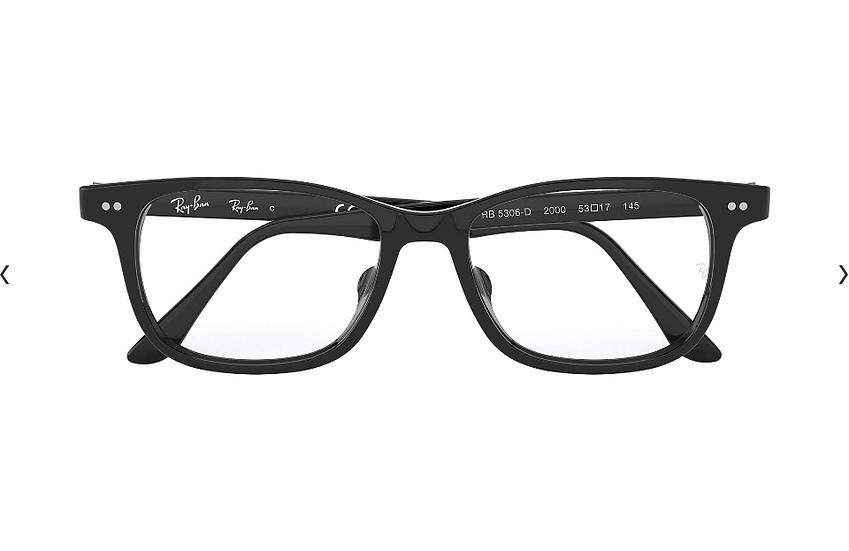 Ray-Ban RB5306D 光學眼鏡 (3色可選)
