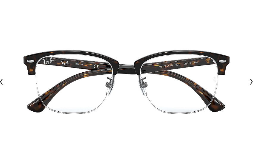 Ray-Ban RB5357TD 光學眼鏡 (3色可選)