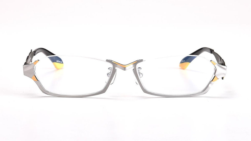 Evangelion 新世紀福音戰士 零號機造型光學眼鏡 送1.56不反光度數鏡片