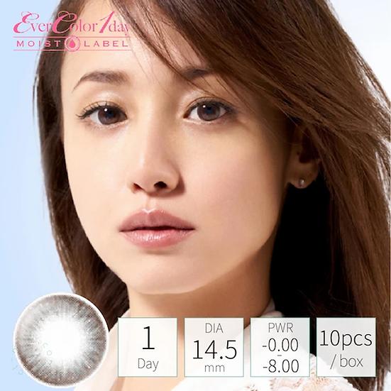 EverColor 1 Day Moist Label Feminine Dew 10片裝