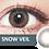 Thumbnail: EverColor 1 Day Snow Veil 10片裝