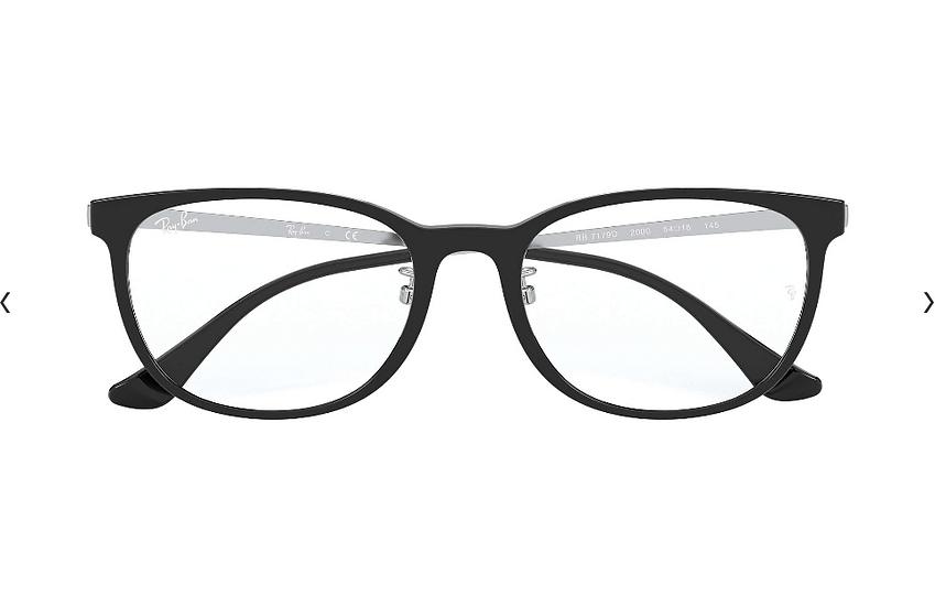 Ray-Ban RB7179D 金屬光學眼鏡 (4色可選)
