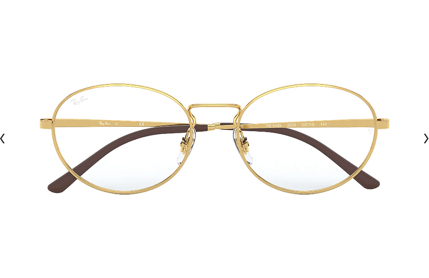 Ray-Ban RB6439 光學眼鏡 (7色可選)