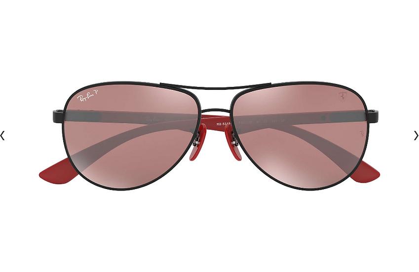 Ray-Ban X Scuderia Ferrari Limited Collection RB8313M F002H2 偏光太陽眼鏡