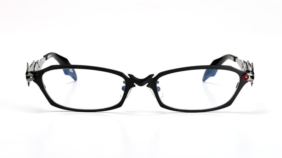 Evangelion 新世紀福音戰士 第四使徒造型光學眼鏡 送1.56不反光度數鏡片