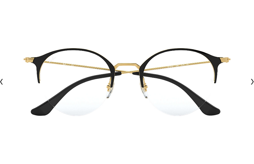 Ray-Ban RB3578V 光學眼鏡 (2色可選)