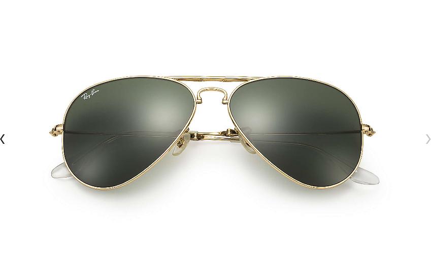[可摺] Ray-Ban RB3479 金框墨綠鏡片 AVIATOR FOLDING 太陽眼鏡