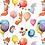 Thumbnail: Floating animals - Jersey
