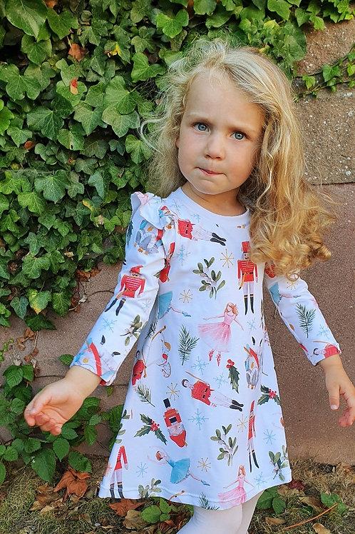 Christmas Nutcracker Princess Dress