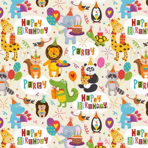 Happy Birthday - Jersey