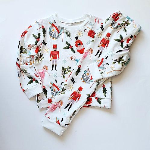 Nutcracker Christmas Pyjamas
